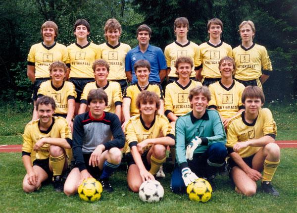 Junioren A 1985/86