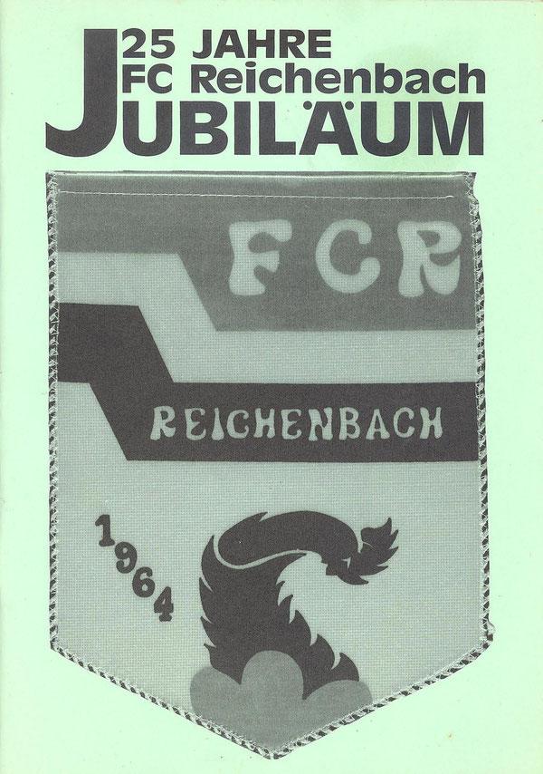 Wimpel FC Reichenbach