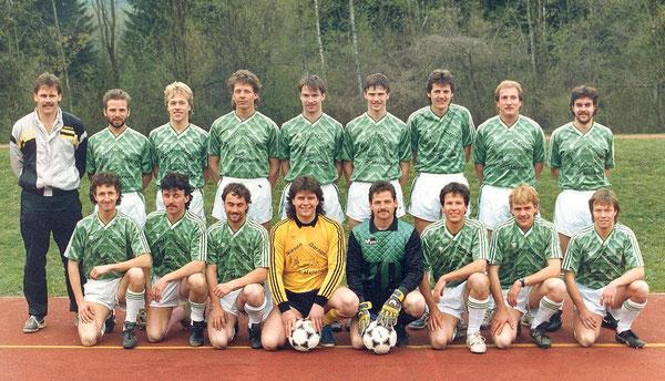1. Mannschaft FC Reichenbach