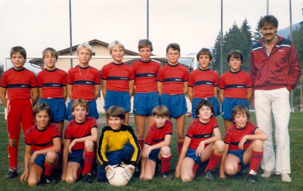 Junioren D 1985/86