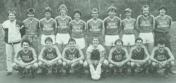 2. Mannschaft FC Reichenbach
