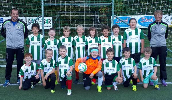 Junioren F Saison 2013/14