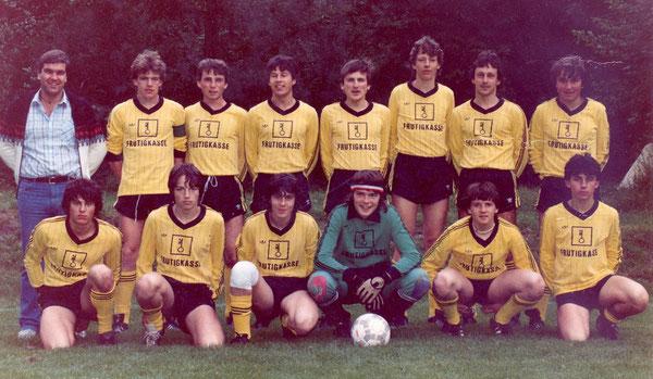Junioren A 1983/84