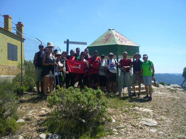 pico Morron de Campos 969mt
