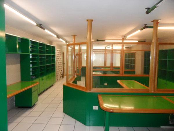 Räume obere Etage