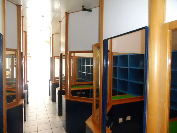 untere Etage