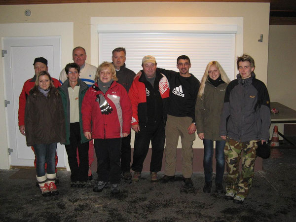 Trainerprüfung 11.12.2010