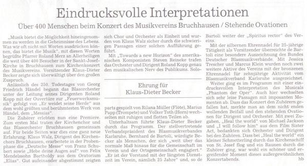 BNN Bericht 04.11.2009