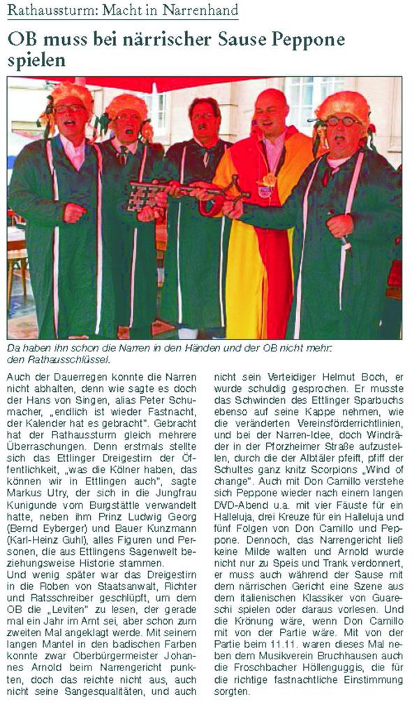 Amtsblatt Bericht 16.11.2012