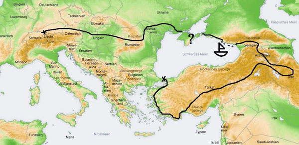 This is how our route could look like.