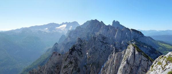 Dachsteingebirge Wizi´s Bergwelt Das Tourenportal