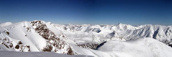 Kesseleck-Gipfel (2308m)