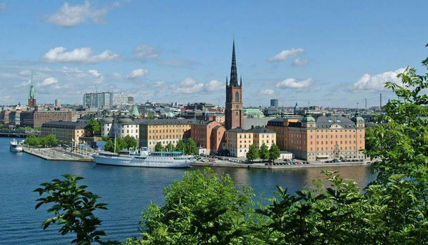 The Symposium will be held at Sweden's capital Stockholm  /  source: Sheraton Htl