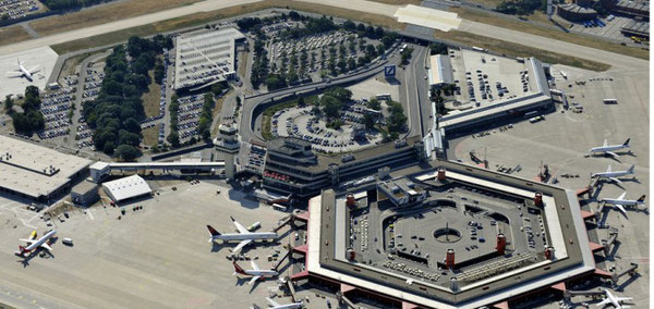 To be or not to be? The Berliners will decide on 24 September on the future of Tegel.