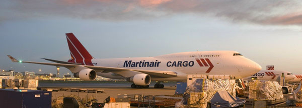 The million dollar question: will Martinair's brand name endure or be replaced by another one?  /  source: MP