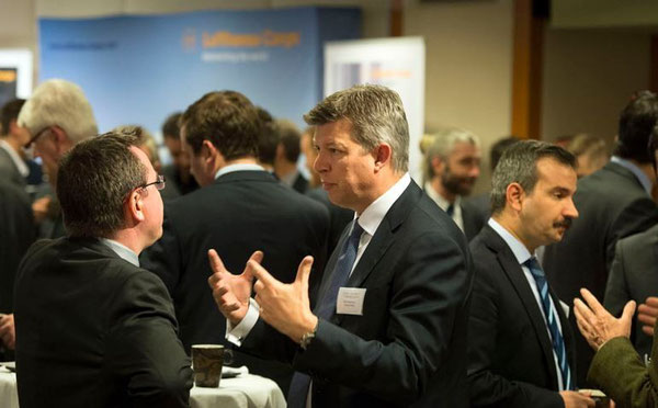 The e-AWB implementation was a hotly debated theme at the Nordic Cargo Symposium / source: Euroavia