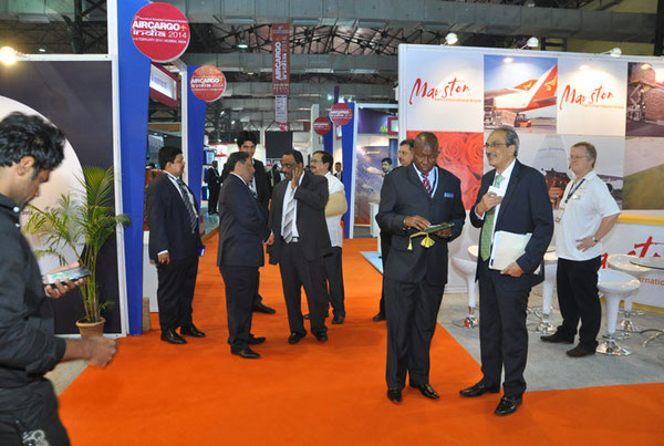 Air Cargo India is becoming the signature event in India's calendar, Source: Air Cargo India