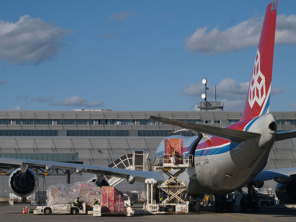 Munich expects air freight to move into the fast track soon  /  source: MUC Airport