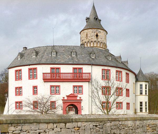 Schloss Oelber              Foto:AxelHH