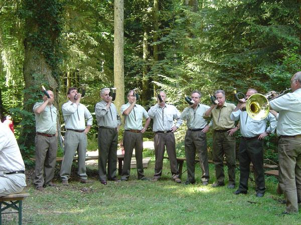 """__________________Jagdhorngruppe """"Badenergold"""""""