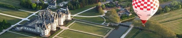Château de Chambord et son parc