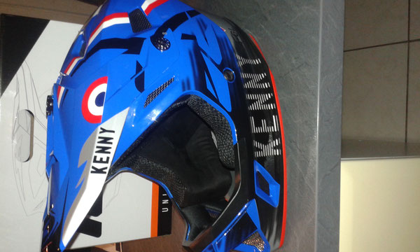 casque kenny DECADE chasse 155€