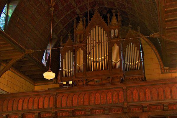 Rühlmann-Orgel von 1888 opus 96
