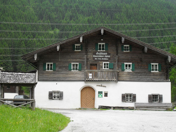 Tauernhaus Spital im Felbertal