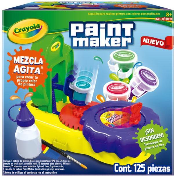 Paint maker