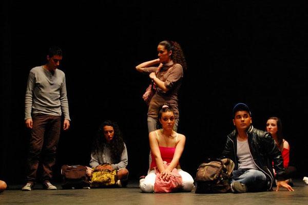 AISLA2 representada por el Grupo Simprota, escrita y dirigida por Jose Aurelio Martín