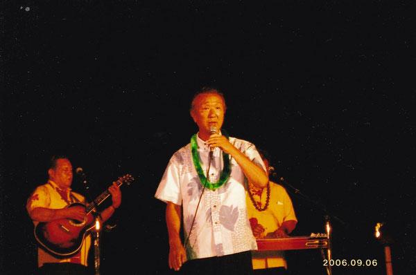 2006.9.6 ロイヤルハワイアンホテルオーシャンテラス・モナークルーム  SGアランアカカ
