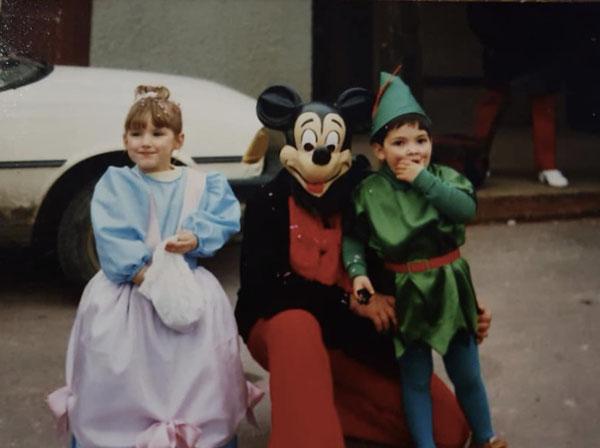 Carnaval thème Disney