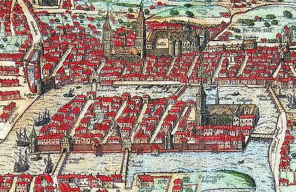 Königsberg 1581