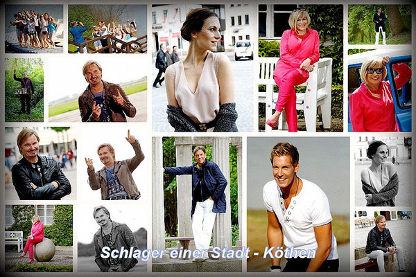 Fotos mit Mary Roos, Wolfgang Ziegler, Nik P, Norman Langen, Maria Levin und Stephan Masur usw.