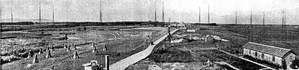 COLTANO RADIO - IMMAGINE DEL 1932