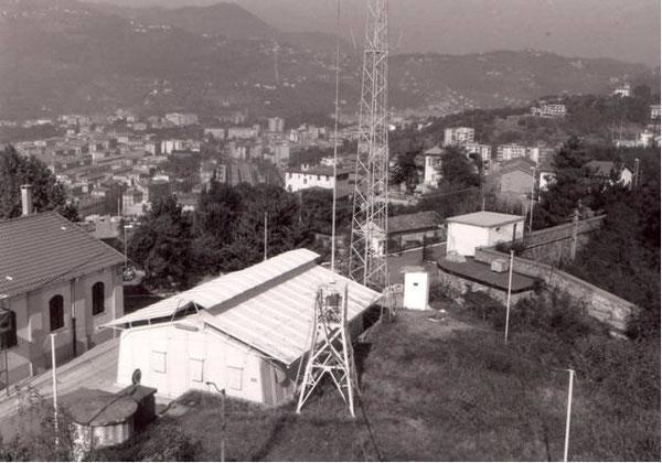 """ICS - St. Radio Marina Militare """"collina dei Cappuccini""""  di Spezia"""