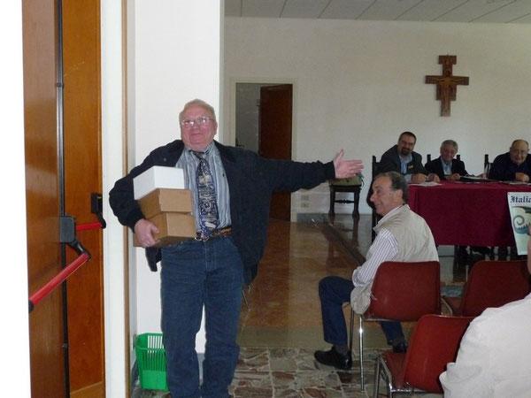 Pietro Begali  I2RTF