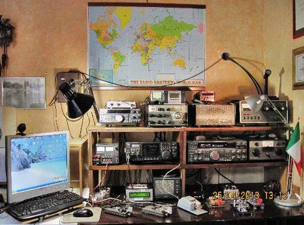 CONFIGURAZIONE ATTUALE STAZIONE RADIO