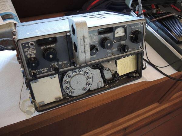 Apparecchio radio/criptografico mod. 353 - URSS anni '80