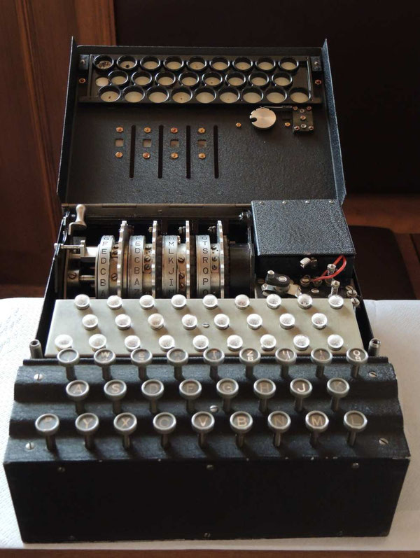 L'Enigma aperta