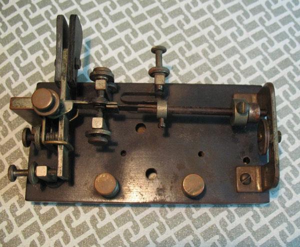 Unusual Mecograph