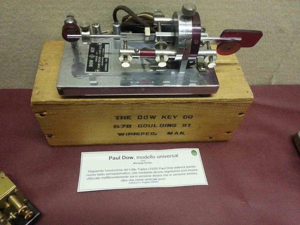 Dow Key, Universal model.  Canada  1949