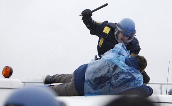 Kopenhagen: Polizist bei der Notwehr