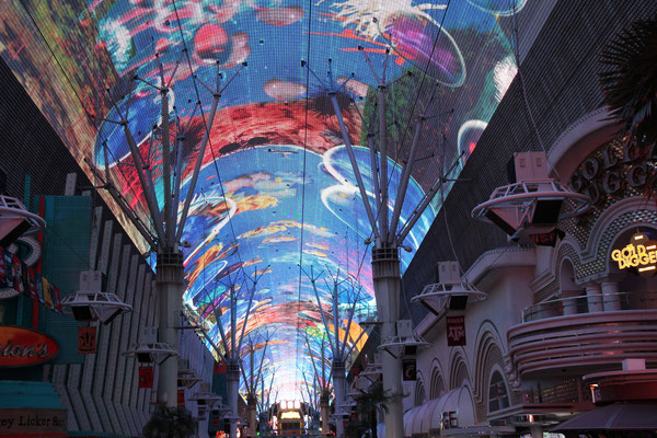 Foto: Freemont Street Experience
