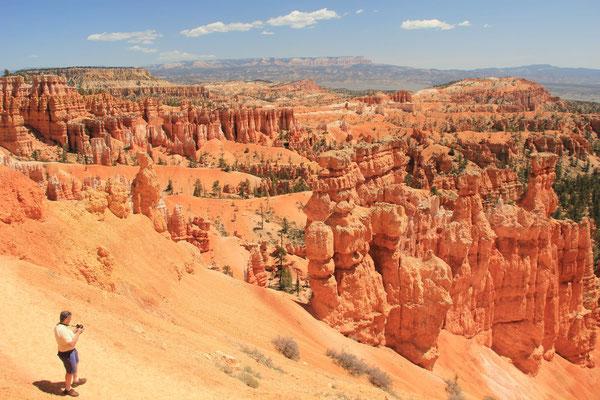 Foto: Am Bryce Canyon