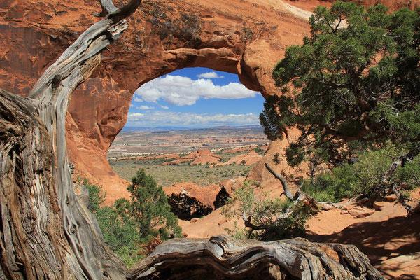 Foto: Navajo Arch