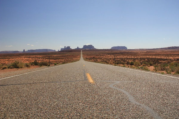 Foto: Am Monument Valley