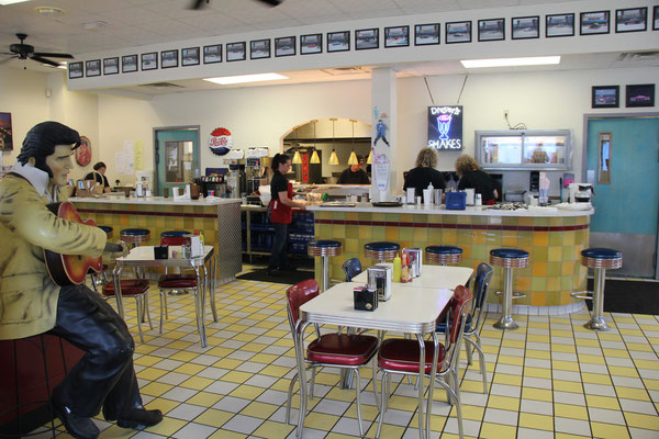 Foto: Big Daddy's Diner, Canyon City