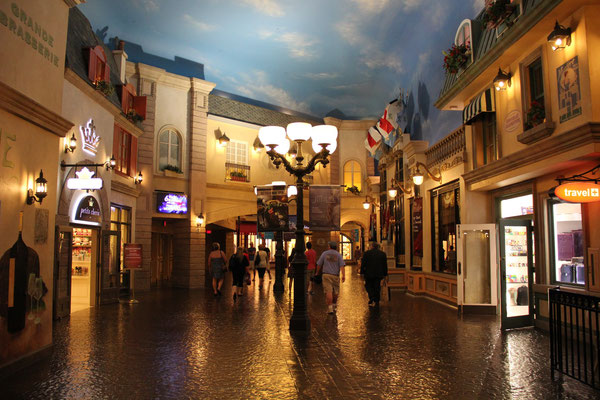 Foto: Im Hotel Paris, Las Vegas