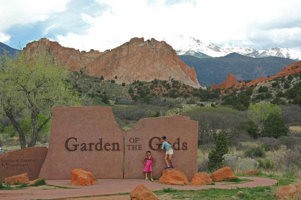 Foto: Garden of the Gods